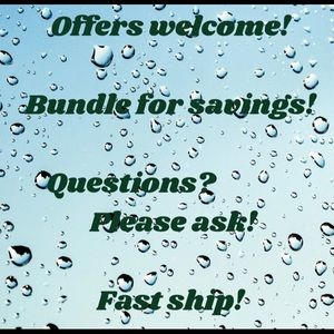 OFFERS WELCOME! BUNDLE FOR SAVINGS! FAST SHIPPING!